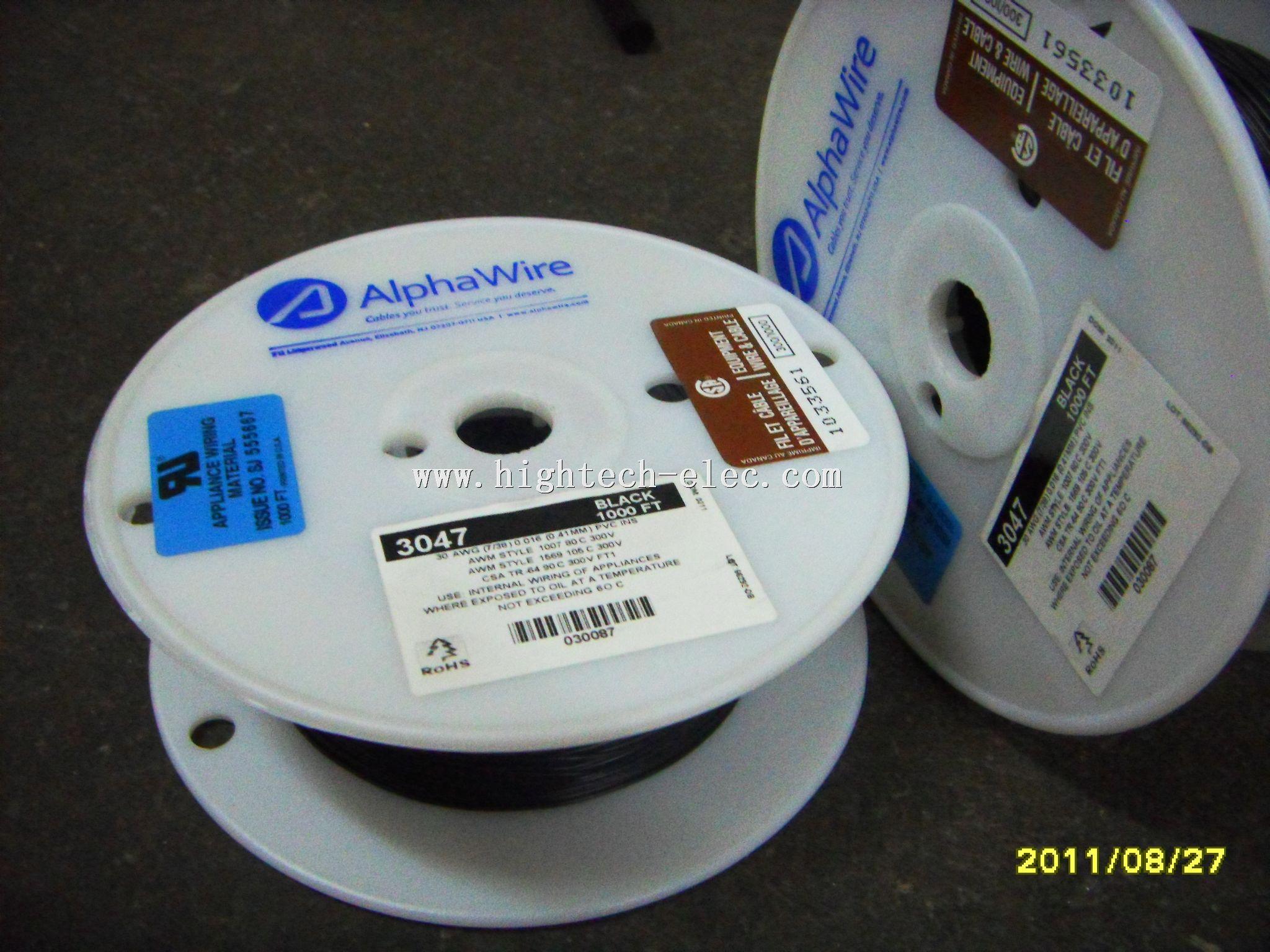 alpa-wire-电缆