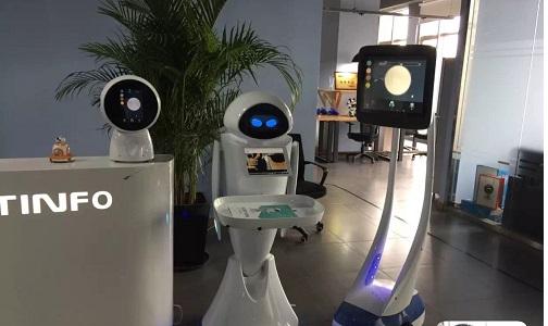 Roby系列机器人