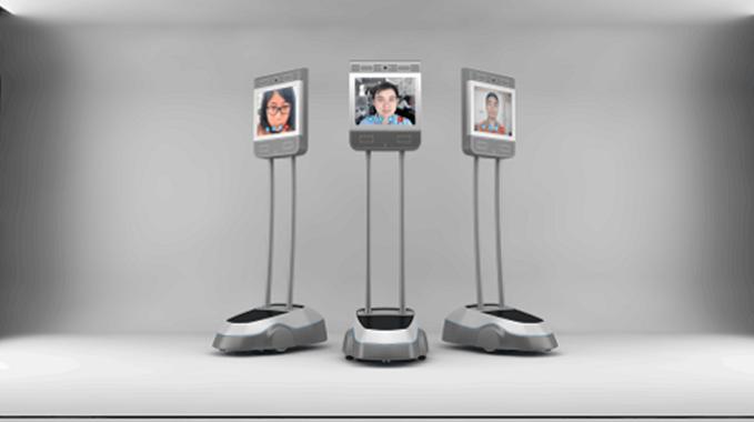 Roby-Com商业通用服务机器人及模块化解决方案