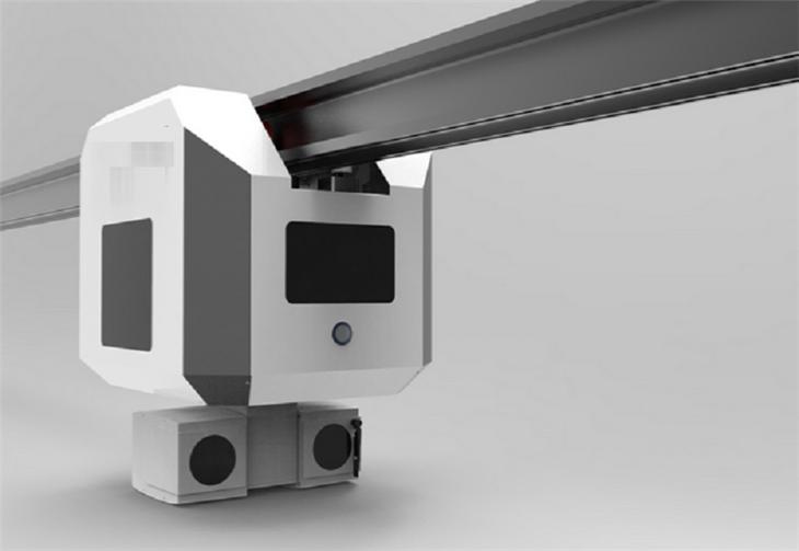 Roby-Rail挂轨机器人