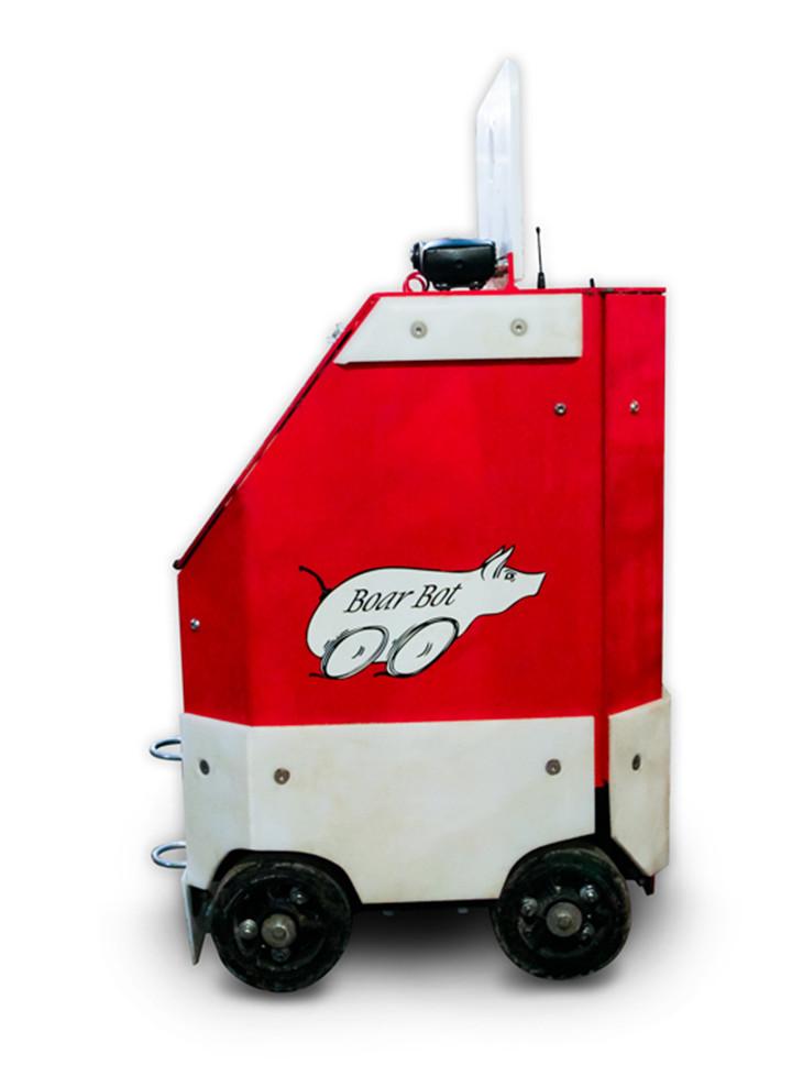 AI养殖行业猪场机器人方案