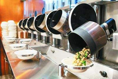 机器人餐厅解决方案