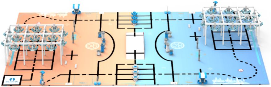 EnJoyAI-世界机器人大赛-全国赛-世界大赛