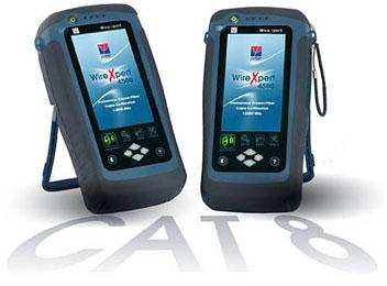 美国赛博(Psiber)WireXpert-FA等级线缆认证测试仪