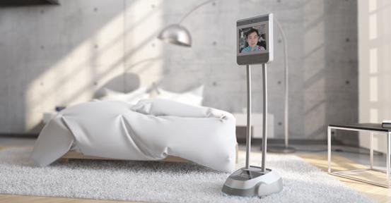 Roby机器人,一秒变大神——Roby洛比智能服务机器人平台