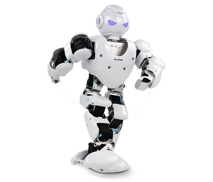 优必选-Aplpha1s-人形机器人