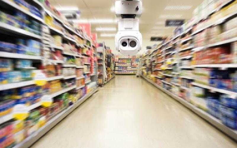 挂轨机器人-商场巡检,安保,供求智能分析