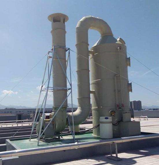 电路板废气处理工程