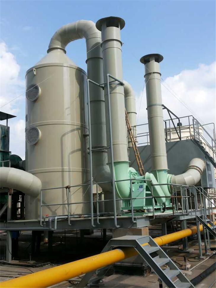 化工废气处理工程