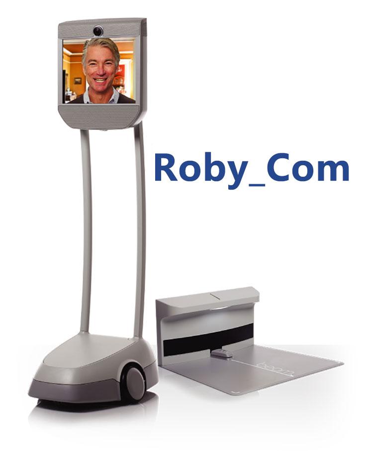 Com-远程临场机器人出租-进口(美国)