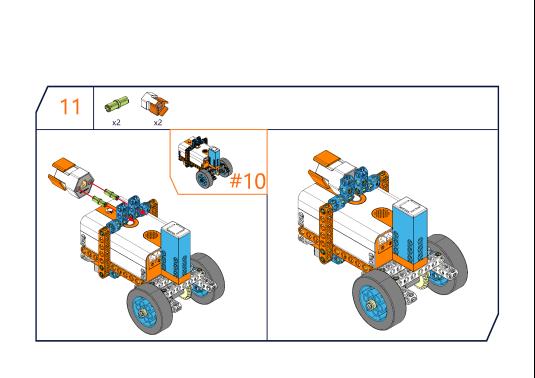示例课程7:倒车报警器