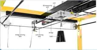 工业立式起重机控制系统
