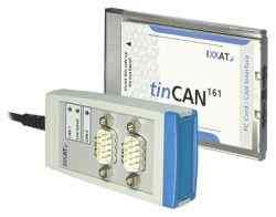 tinCAN161_PCMCIA_CAN卡_IXXAT
