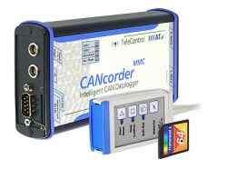 CANcorder_数据记录仪_用于诊断和过程数据记录
