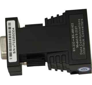 光隔防雷型RS232到RS485 422无源转换器