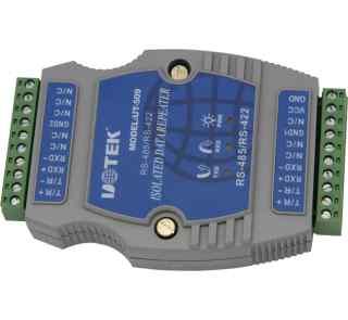 光隔防雷型RS485 RS422导轨式中继器