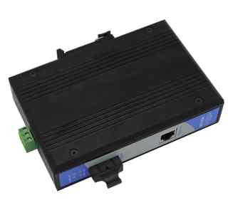 1口单模光纤收发器