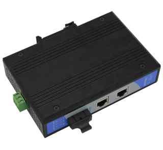 2口单模光纤收发器
