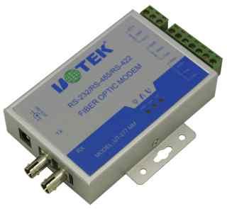 RS232 485 422多模光纤转换器