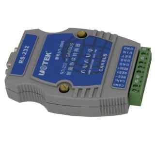 RS232到 CAN BUS 智能协议转换器