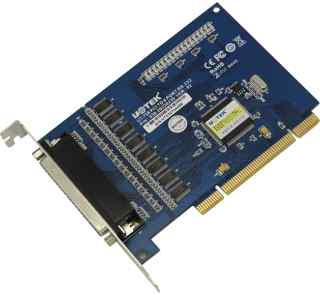 8口RS232 PCI高速多串口卡