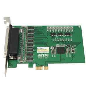 8口RS232 PCI-E高速多串口卡