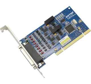 2口RS485 PCI光隔高速多串口卡