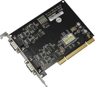 2口  RS485  422 PCI多串口卡