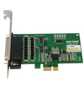 2口  RS232 PCI-E 高速多 串口卡