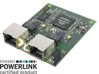 Industrial Ethernet Module for POWERLINK