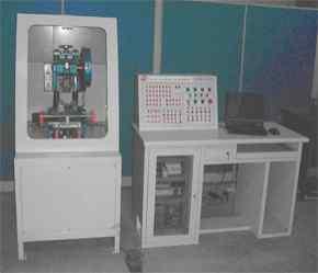 RL-CK1-A型冲压成型自动化教学实验设备