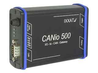 CANio500 CANopen io模块