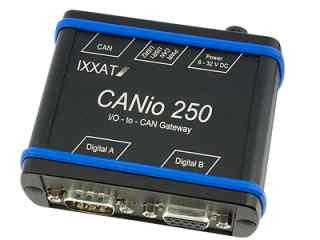 CANio250 CANopen IO模块