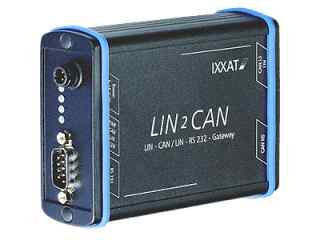 LIN2CAN_网关_IXXAT