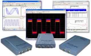PicoScope 4000 系列 USB 示波器