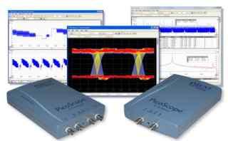 IEPE(加速度传感器)(冲击和振动)示波器