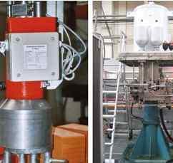 Gantner测量仪器用于部件测试
