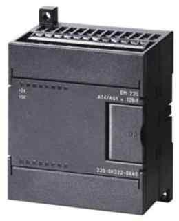 S7-EM235模拟量输入输出模块-6ES7235-0KD22-0XA8