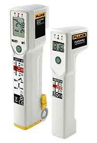Fluke FoodPro 和 FoodPro Plus 食品安全测温仪