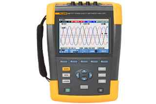 Fluke 435 II 系列三相电能质量分析仪
