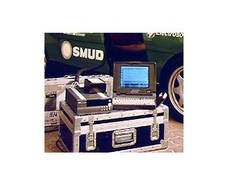 2640A-2645A网络型高速数据采集器
