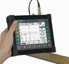 通用型彩屏数字超声探伤仪UFD-MINI