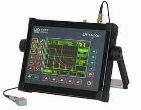 通用型彩屏数字超声探伤仪UFD-X6