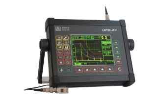 高端型彩屏数字超声探伤仪UFD-Z4