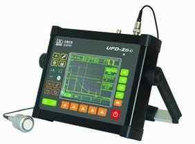 铁路专用型彩屏数字超声探伤仪UFD-Z6R