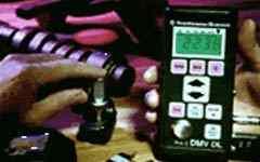 DMV DL便携式声速测定仪_数据记录器
