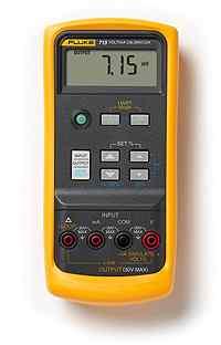 Fluke 715电压信号发生器-电压电流校准器