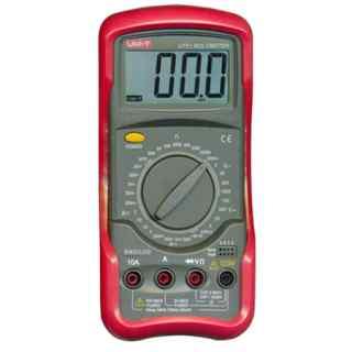UT60F通用型数字万用表
