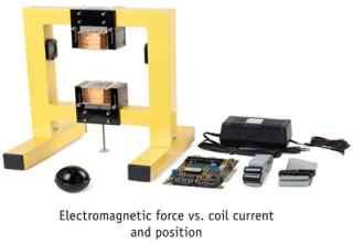 磁悬浮模型控制系统