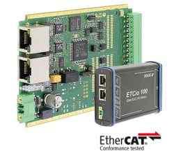 ETCio_100灵活型I_O模块用于EtherCAT